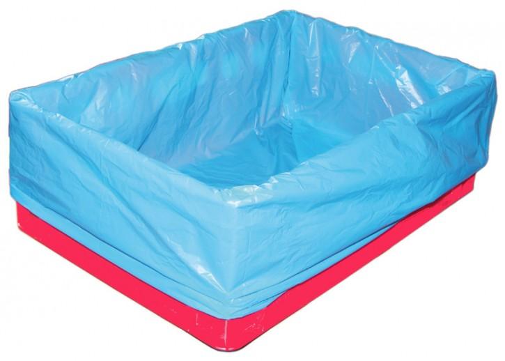 Einlagesäcke HDPE für Fleischkisten 1.000 Stück/Karton