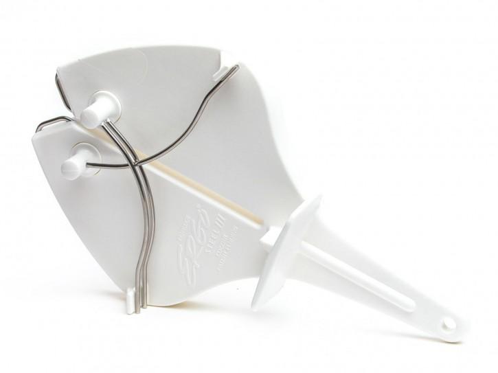 Abziehvorrichtung Ergo Steel III weiß