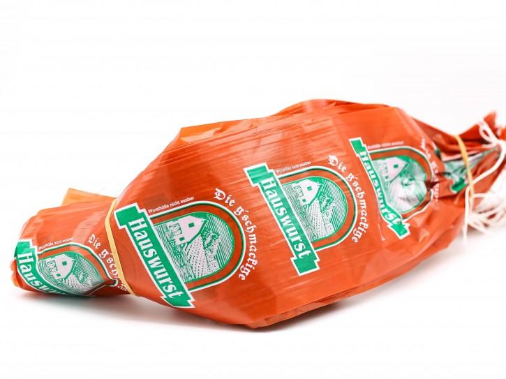 Faser-Darm 80/50 amber Hauswurst 25Stück