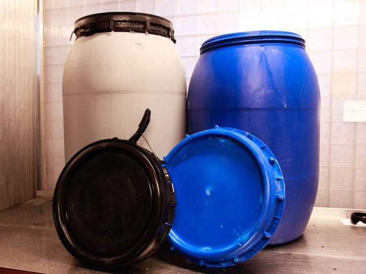 Kunststoff-Fässer 220Liter