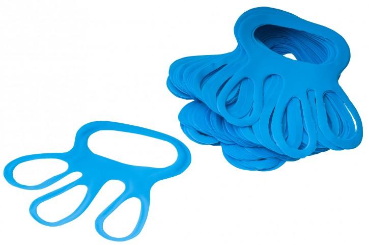 Fixiergummi für Kettenhandschuhe