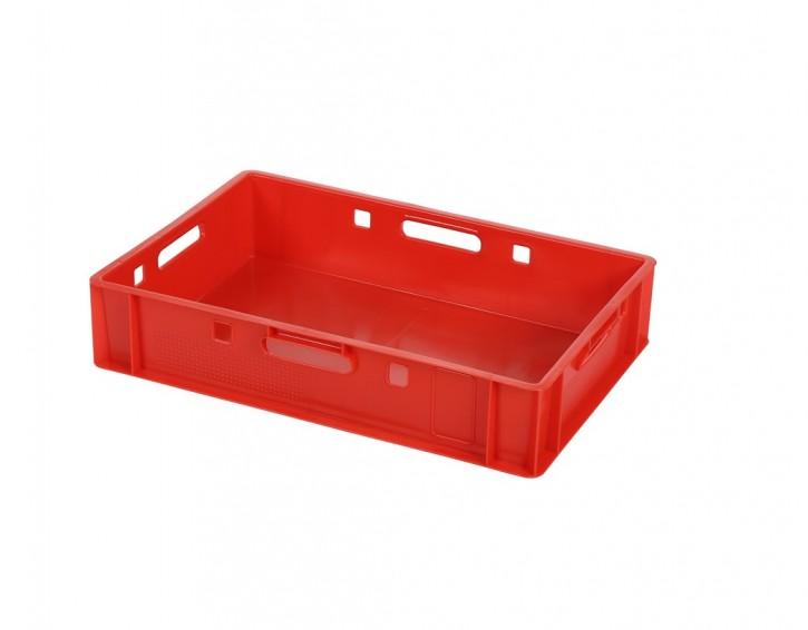 Fleischkasten E1 Farbe Rot
