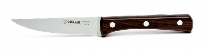 Steakmesser 12cm gezahnt Palisanderholz