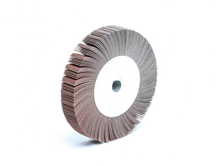 Lamellenscheibe 150x25x20 mm K100