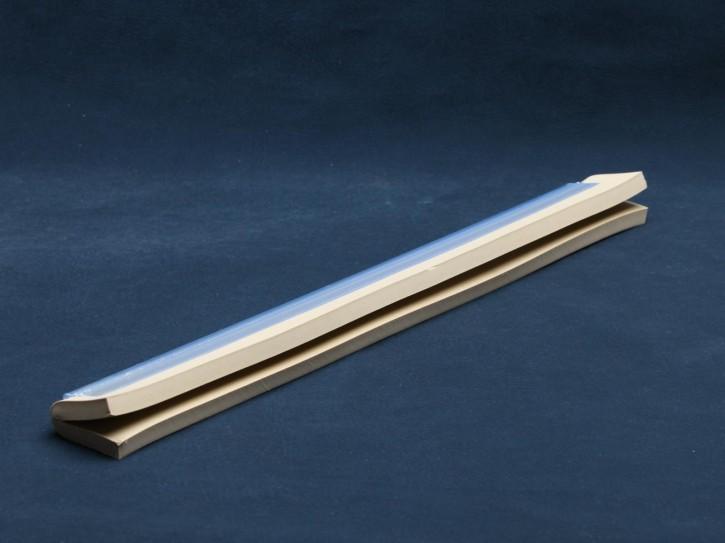 Gummilippe für Wasserschieber 400mm