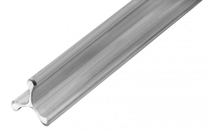 Rauchstock Aluminium-Sternprofil 1.000mm