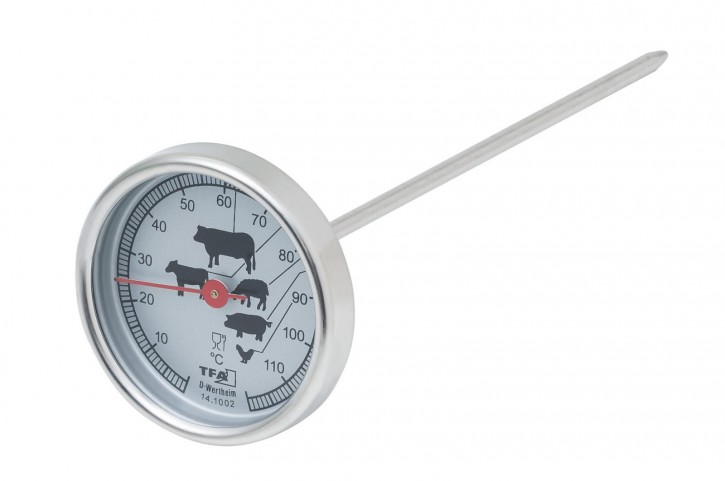 Kerntemperatur-Stech-Thermometer