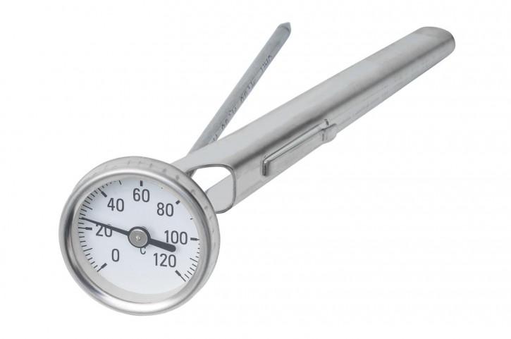 Kerntemperatur-Stech-Thermometer mit Klappe