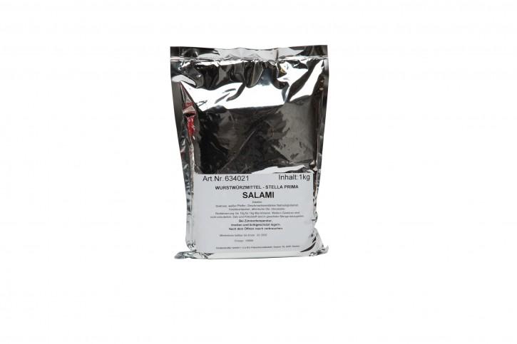 STELLA Wurstgewürz für SALAMI 1kg