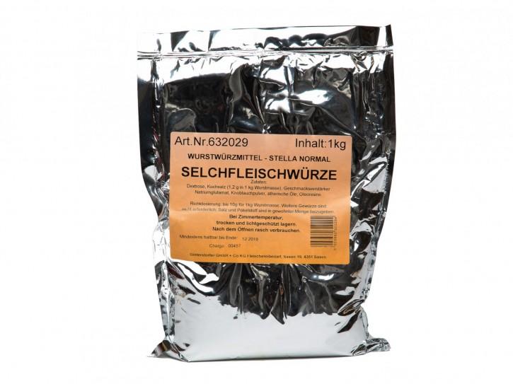 STELLA Wurstgewürz für SELCHFLEISCH 1kg