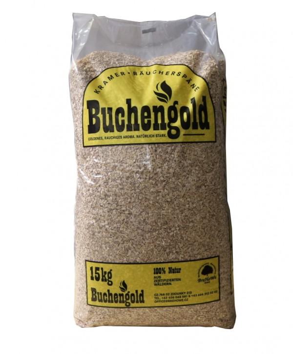 "Selchhackgut  ""Buchengold"" Buchenholz Mittel"
