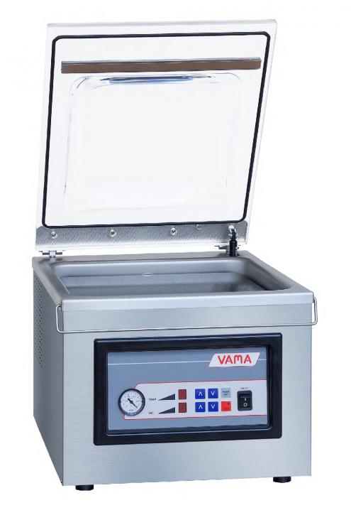 VAMA VacBox 370 mit 16 m3/h Pumpe