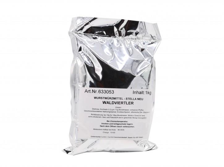 STELLA Wurstgewürz für WALDVIERTLER 1kg