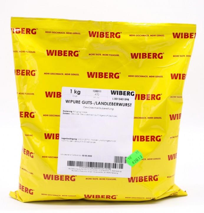 Wipure Guts-/Landleberwurst 1kg