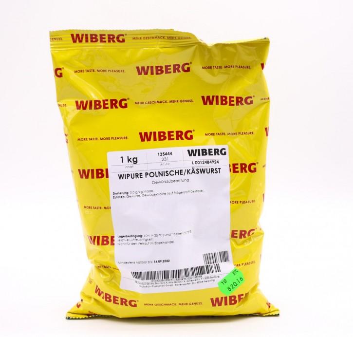 Wipure Polnische/Käswurst 1kg