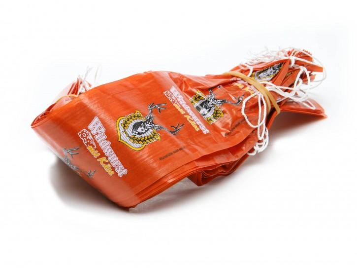Faser-Darm 60/50 amber Wildwurst mit Käse 25Stück