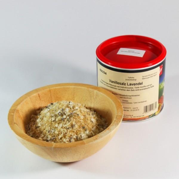Vanille-Salz Lavendel
